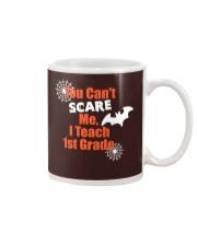 1ST GRADE SCARE SHIRT Mug thumbnail