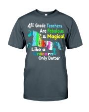 4TH TEACHERS Classic T-Shirt thumbnail