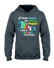 4TH TEACHERS Hooded Sweatshirt thumbnail