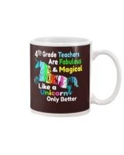 4TH TEACHERS Mug thumbnail