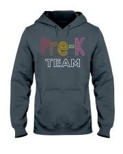 Pre-K shirt Hooded Sweatshirt thumbnail