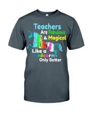 TEACHERS Classic T-Shirt thumbnail