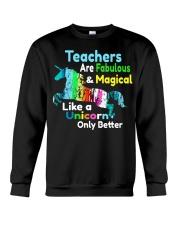 TEACHERS Crewneck Sweatshirt thumbnail