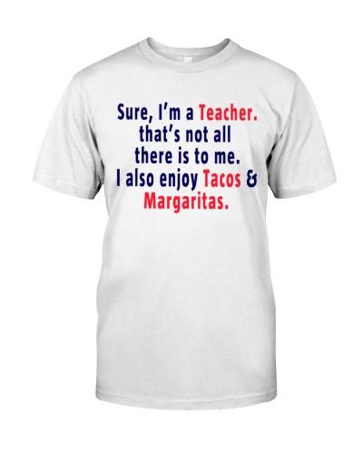 SURE I AM A TEACHER