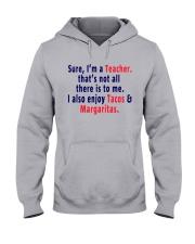 SURE I AM A TEACHER Hooded Sweatshirt thumbnail