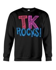 TK ROCKS Crewneck Sweatshirt thumbnail