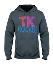 TK ROCKS Hooded Sweatshirt thumbnail