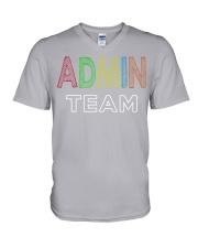 ADMIN V-Neck T-Shirt thumbnail