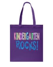 KINDERGARTEN-ROCKS Tote Bag thumbnail