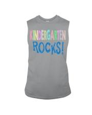KINDERGARTEN-ROCKS Sleeveless Tee thumbnail