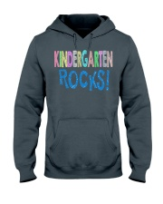 KINDERGARTEN-ROCKS Hooded Sweatshirt thumbnail