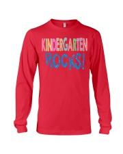 KINDERGARTEN-ROCKS Long Sleeve Tee thumbnail