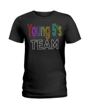 YOUNG 5-S Ladies T-Shirt front