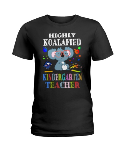 KINDERGARTEN TEACHER-HIGHLY KOALAFIED