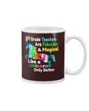 6TH TEACHERS Mug thumbnail