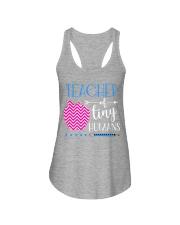 TEACHER OF TINY HUMANS Ladies Flowy Tank thumbnail