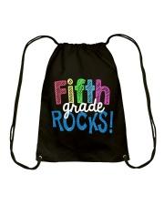 FIFTH-GRADE-ROCKS Drawstring Bag thumbnail