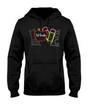 LOVE 1ST GRADE Hooded Sweatshirt thumbnail