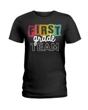 FIRST-GRADE-TEES Ladies T-Shirt front