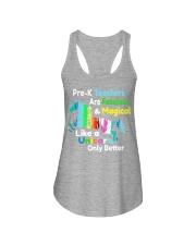 PRE-K TEACHERS Ladies Flowy Tank thumbnail
