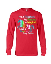 PRE-K TEACHERS Long Sleeve Tee thumbnail