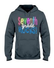 SEVENTH-GRADE-ROCKS Hooded Sweatshirt thumbnail
