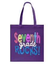 SEVENTH-GRADE-ROCKS Tote Bag thumbnail
