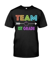 TEAM 1ST GRADE Classic T-Shirt front