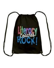 Literacy Coaches Rock Drawstring Bag thumbnail