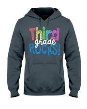 THIRD-GRADE-ROCKS Hooded Sweatshirt thumbnail