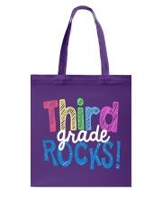 THIRD-GRADE-ROCKS Tote Bag thumbnail