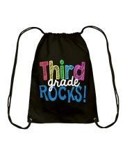THIRD-GRADE-ROCKS Drawstring Bag thumbnail