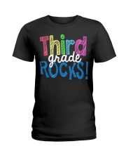 THIRD-GRADE-ROCKS Ladies T-Shirt front