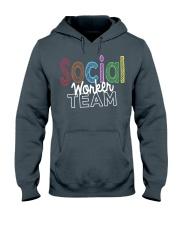 SOCIAL WORKER TEAM Hooded Sweatshirt thumbnail