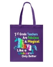 1ST TEACHERS Tote Bag thumbnail