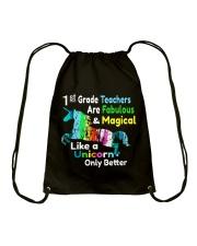 1ST TEACHERS Drawstring Bag thumbnail