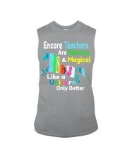 Encore TEACHERS Sleeveless Tee thumbnail