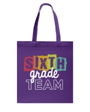 SIXTH-GRADE-TEES Tote Bag thumbnail