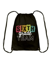 SIXTH-GRADE-TEES Drawstring Bag thumbnail