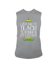 I JUST LIKE TO TEACH Sleeveless Tee thumbnail