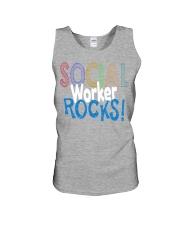 SOCIAL-WORKER-ROCKS Unisex Tank thumbnail