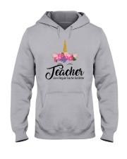 TEACHER LIKE A REGULAR TEACHER BUT BETTER Hooded Sweatshirt thumbnail