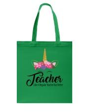 TEACHER LIKE A REGULAR TEACHER BUT BETTER Tote Bag thumbnail