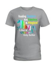 Reading Teachers Ladies T-Shirt tile