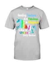 Reading Teachers Classic T-Shirt thumbnail
