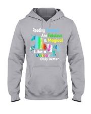 Reading Teachers Hooded Sweatshirt thumbnail