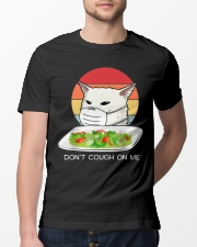 Don't cought on me Classic T-Shirt lifestyle-mens-crewneck-front-13