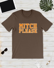 mitch please Classic T-Shirt lifestyle-mens-crewneck-front-17