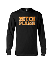 mitch please Long Sleeve Tee thumbnail