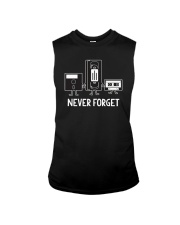 Funny Science Technology T-Shirt  Sleeveless Tee thumbnail